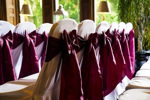 Location chaise Clermont-Ferrand & Housse chaise de mariage