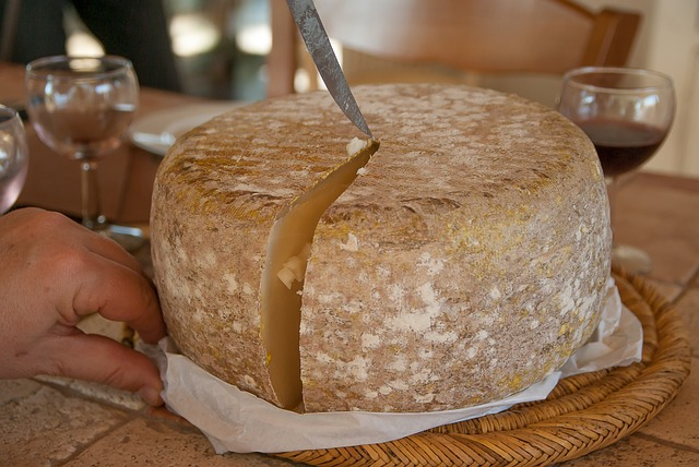 Découpe fromage