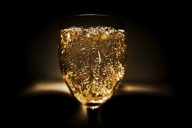 Dégustation de champagnes