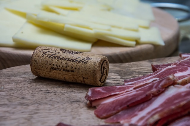 Plateau charcuterie / fromage